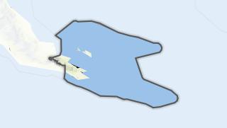Hartă / Milne Bay Province