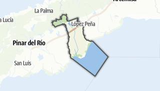 Mapa / Los Palacios