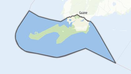 Mapa / Sandino