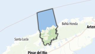 地图 / La Palma