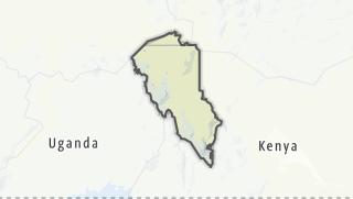 Hartă / Turkana