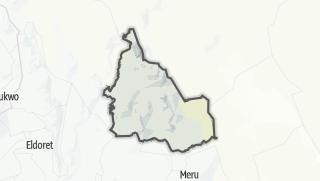 Hartă / Samburu