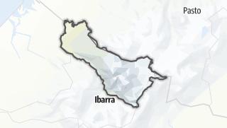 Mapa / Provincia de Carchi