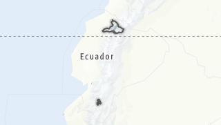 Mapa / Provincia de Imbabura