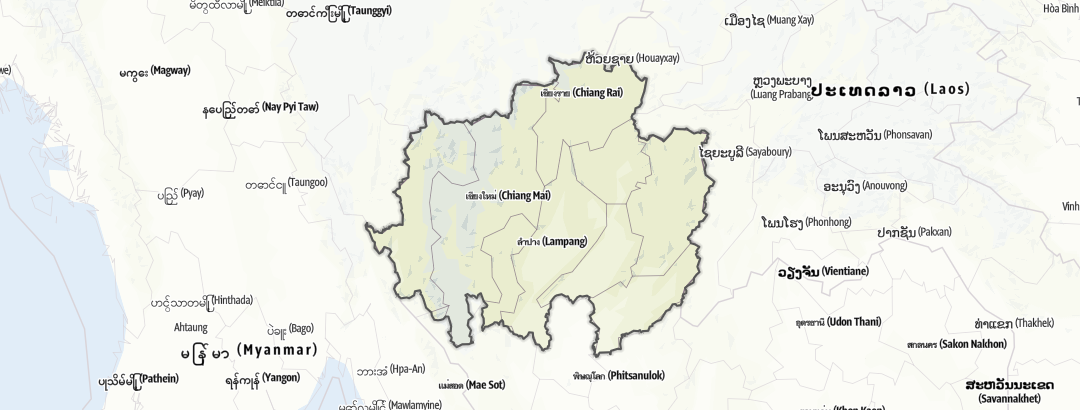 Mapa / North