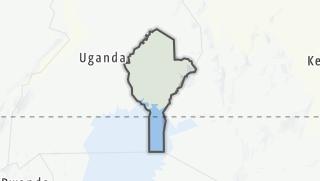 Hartă / Mkoa wa Mashariki