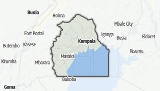 Hartă / Mkoa wa Kati