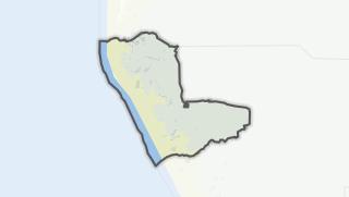 Kartta / Kunene