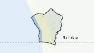 Kartta / Erongo