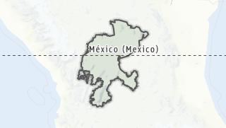 Hartă / Zacatecas