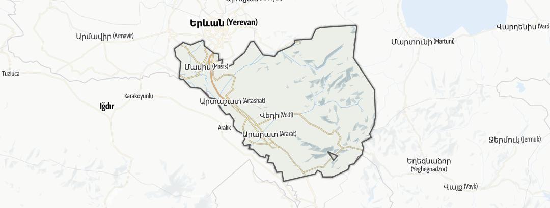 Kartta / Ararat
