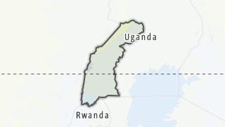 Hartă / Mkoa wa Magharibi