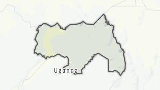 Hartă / Mkoa wa Kaskazini