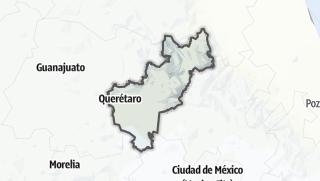 Kartta / Querétaro de Arteaga