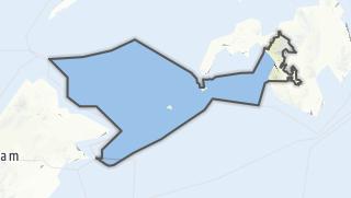 Hartă / Muslim Mindanao