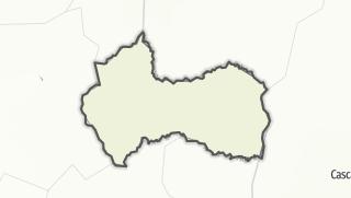 Kartta / Canindeyú