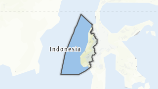 Hartă / Sulawesi Barat