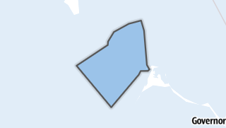 Hartă / Russel Island