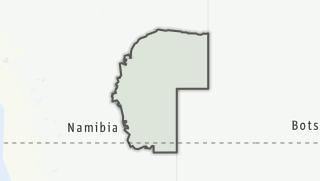 Kartta / Omaheke