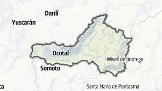Kartta / Neuva Segovia