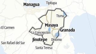 Kartta / Masaya