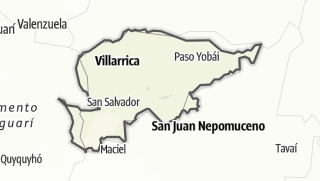 Kartta / Guairá