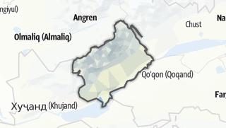 Térkép / Ашт