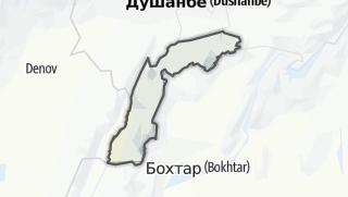 Térkép / Рӯдакӣ
