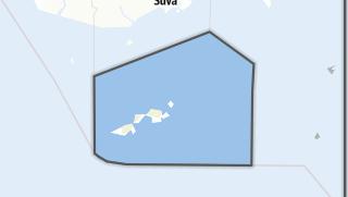 Hartă / Kadavu