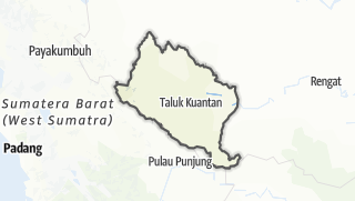 Mappa / Kuantan Singingi