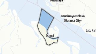 Mappa / Kota Dumai