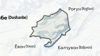 Térkép / Файзобод