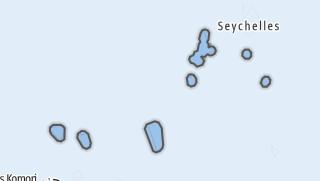 Hartă / Outer Islands