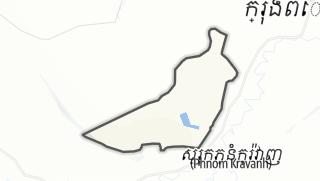 Hartă / Phteah Rung