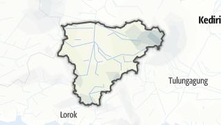Kartta / Ponorogo