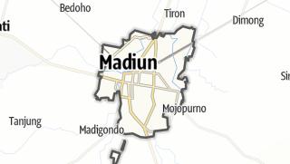 Kartta / Kota Madiun