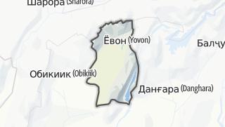 Térkép / Ёвон