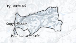 Mapa / Шуғнон