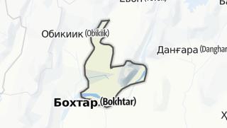 Térkép / Ҷомӣ