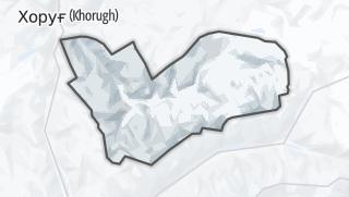 Mapa / Роштқалъа