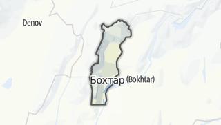 Térkép / Хуросон
