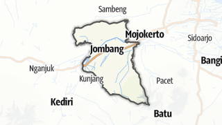 Kartta / Jombang