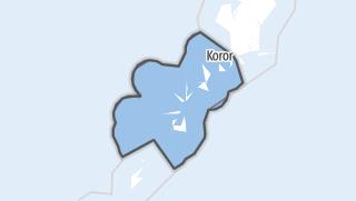 Kartta / Koror