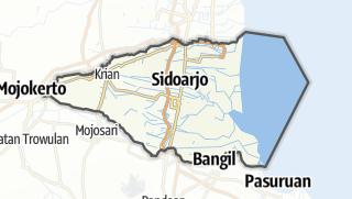 Kartta / Sidoarjo