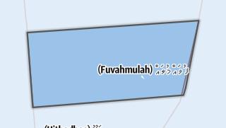 Carte / Fuvahmulah
