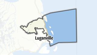 Map / South East Santo
