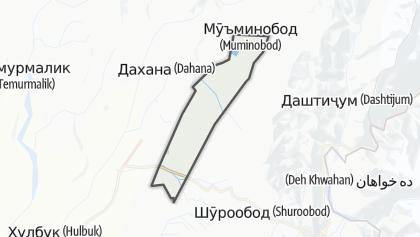 Mapa / Боғгаӣ