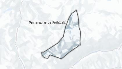 Mapa / Барвоз