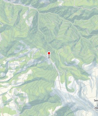 Karte / Koralpe - Alpengasthof Waldrast