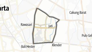 Kartta / Pulo Gadung